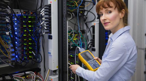 Монтаж слаботочных сетей ЛВС и СКС любой степени сложности